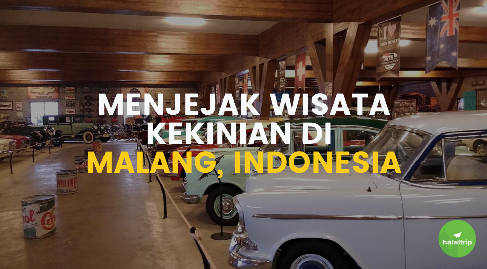 Menjejak Wisata Kekinian di Malang, Indonesia