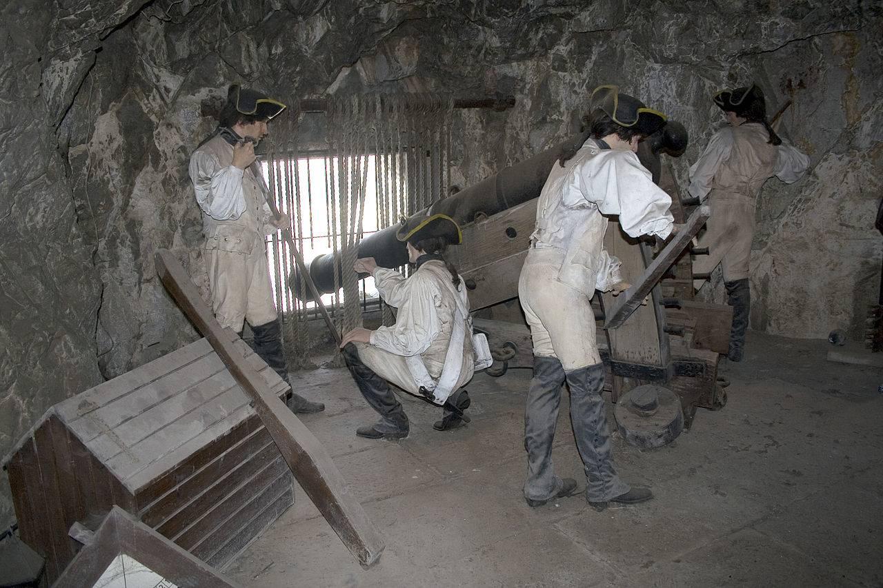 Siege Tunnels Gibraltar