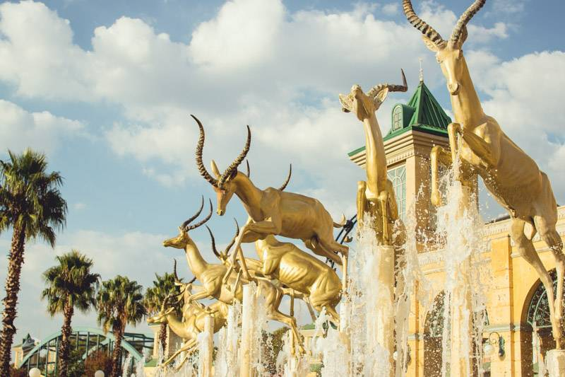 Gold Reef City Johannesburg South Africa