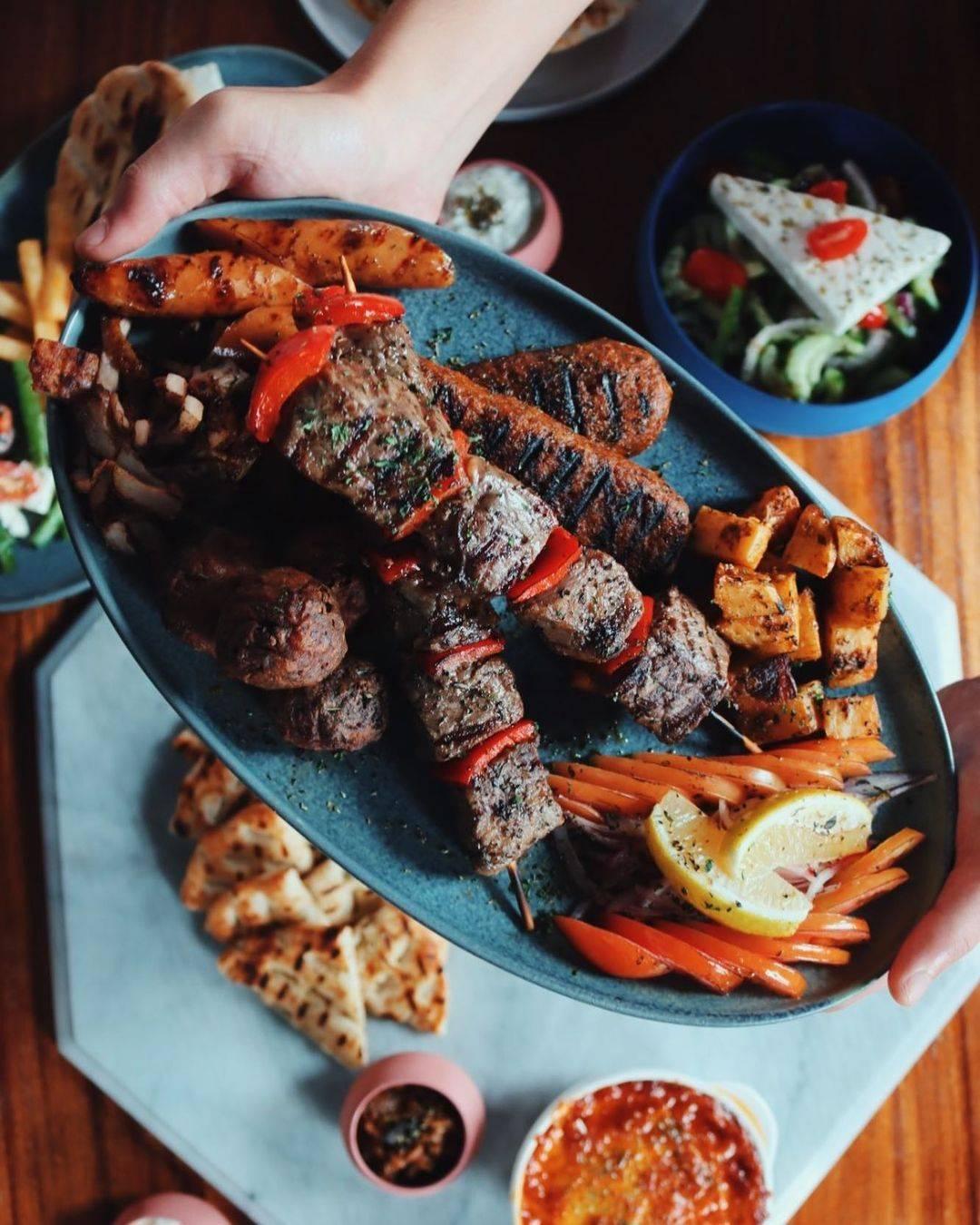 Ela halal greek food singapore