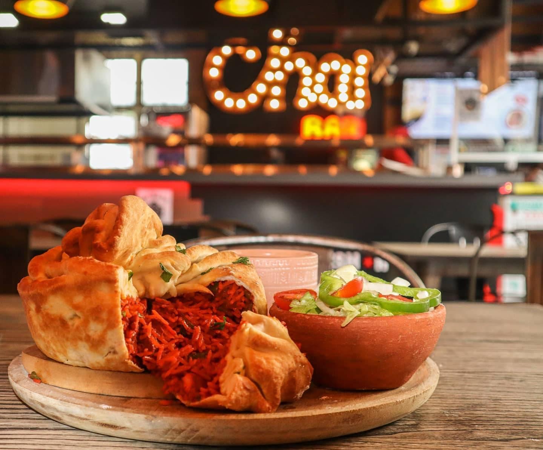 Roti and Chai Halal Durban Food