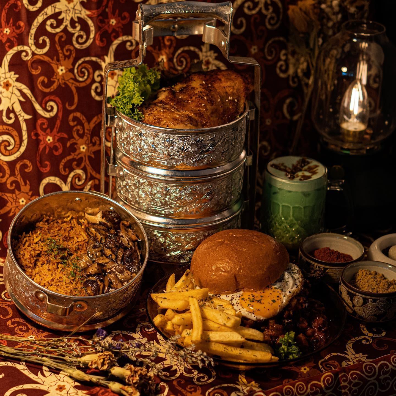 Comme Me Das halal portuguese food singapore