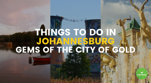 Things to do in Johannesburg: The Gems of the City of Gold