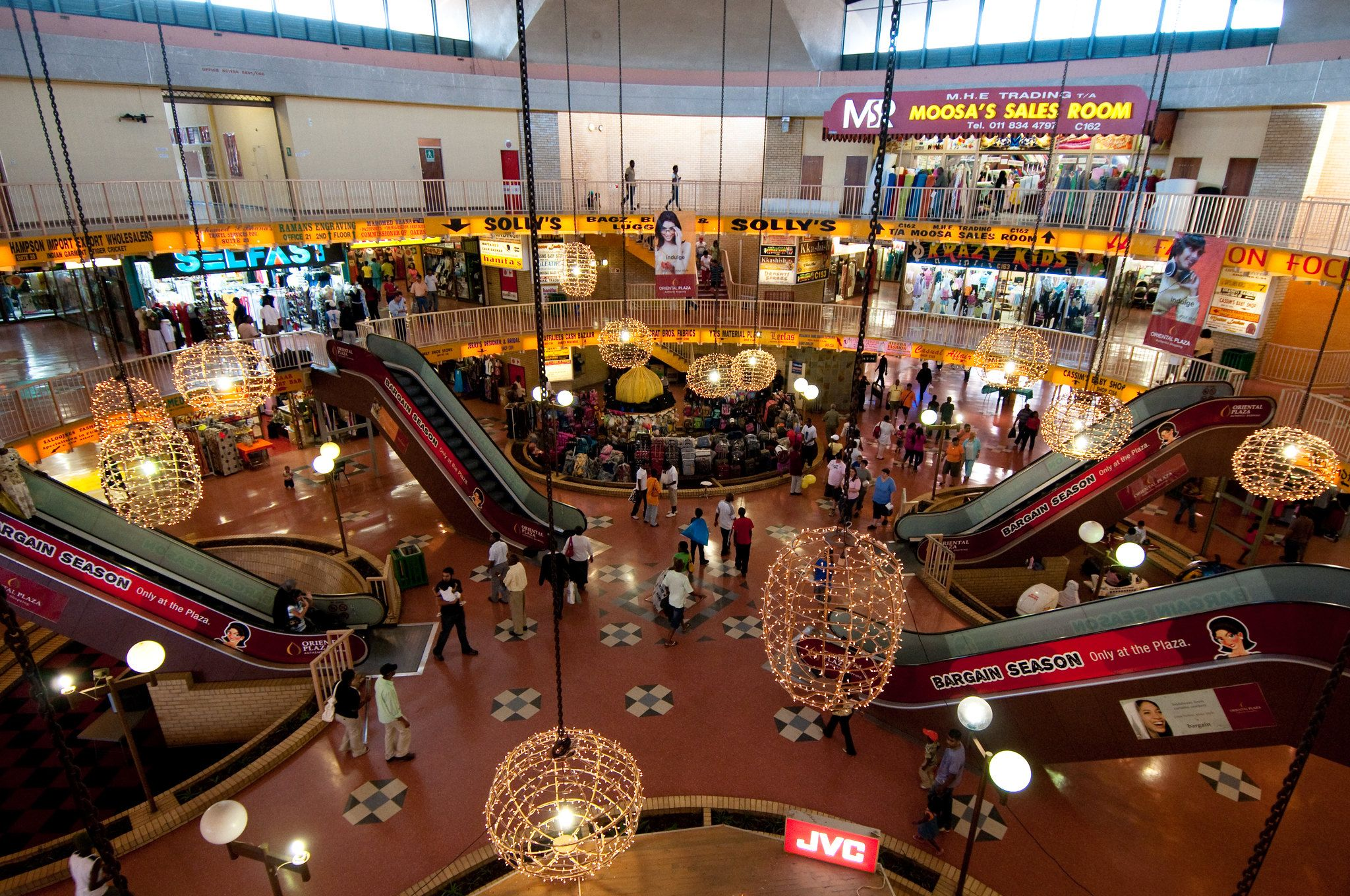 The Oriental Plaza Johannesburg South Africa