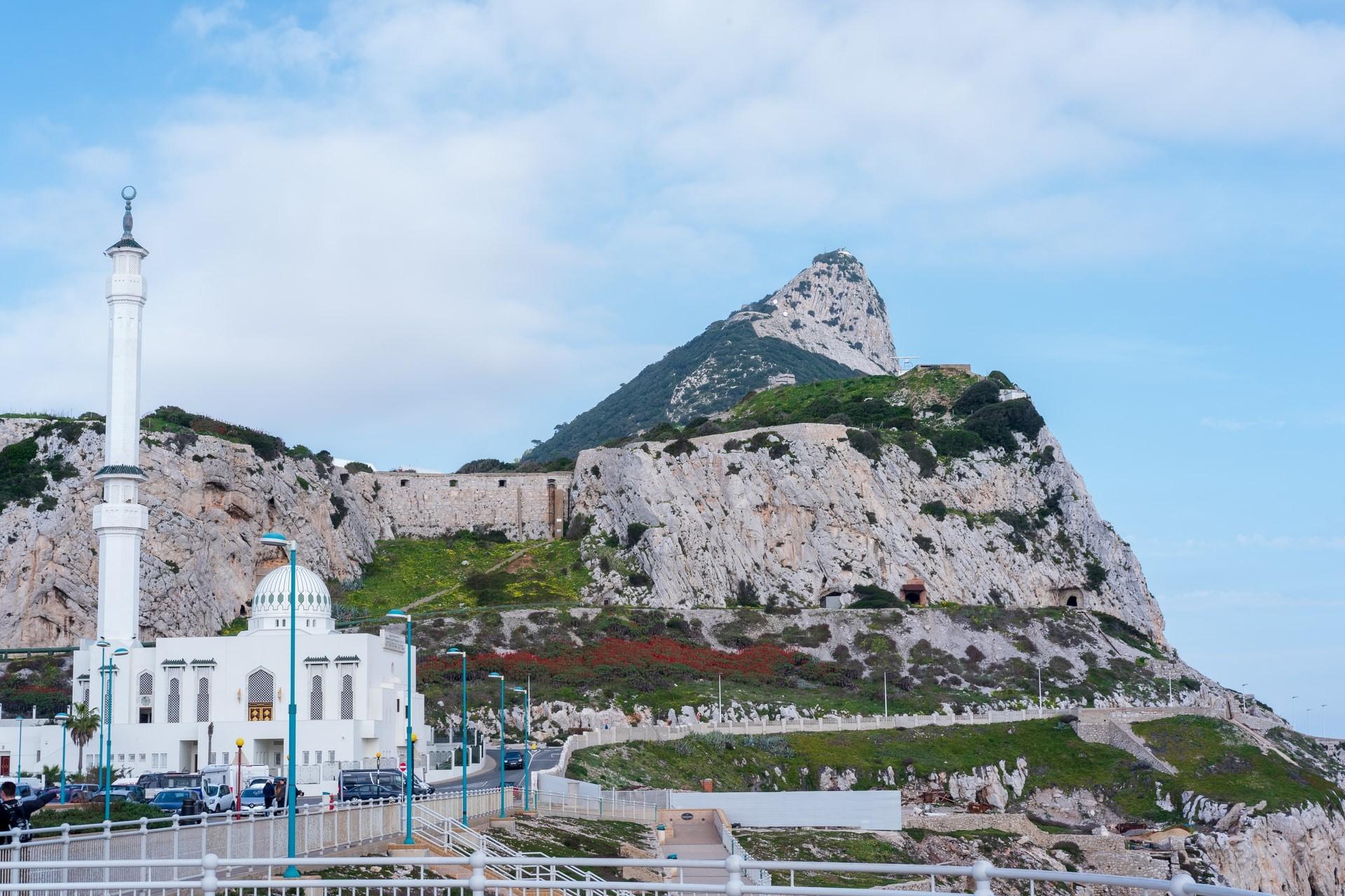 Masjid Ibrahim-al-Ibrahim Mosque Gibraltar