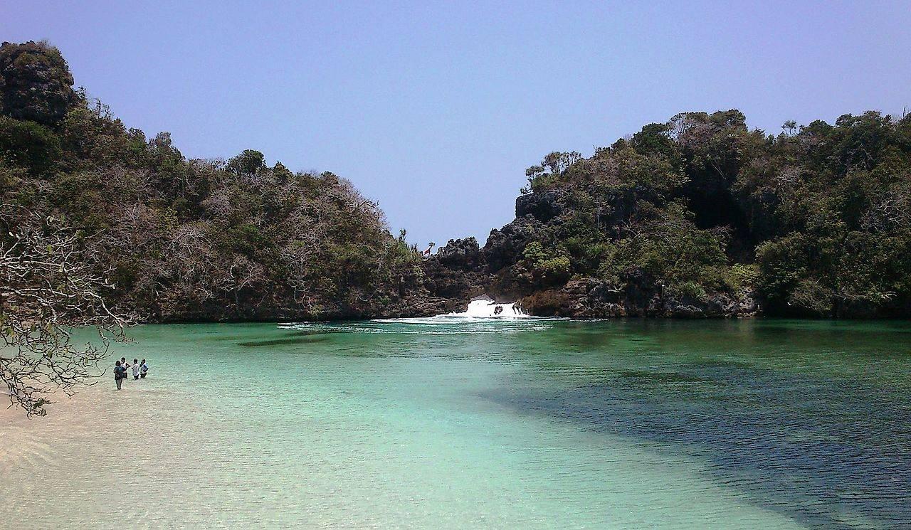 Pulau Sempu Malang Indonesia