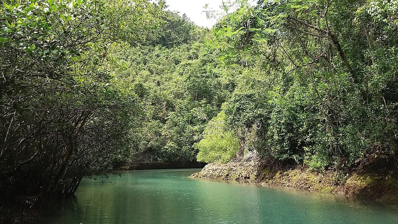 Bojo River Aloguinsan Cebu Philippines