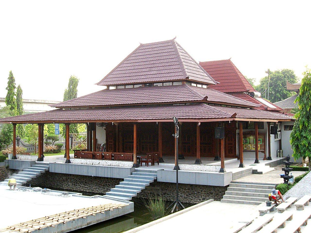Rumah Joglo Rumah Adat Indonesia