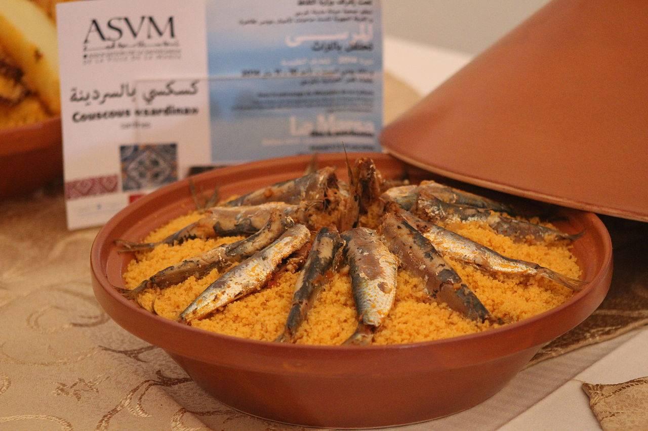 Couscous Tunisia Cuisine