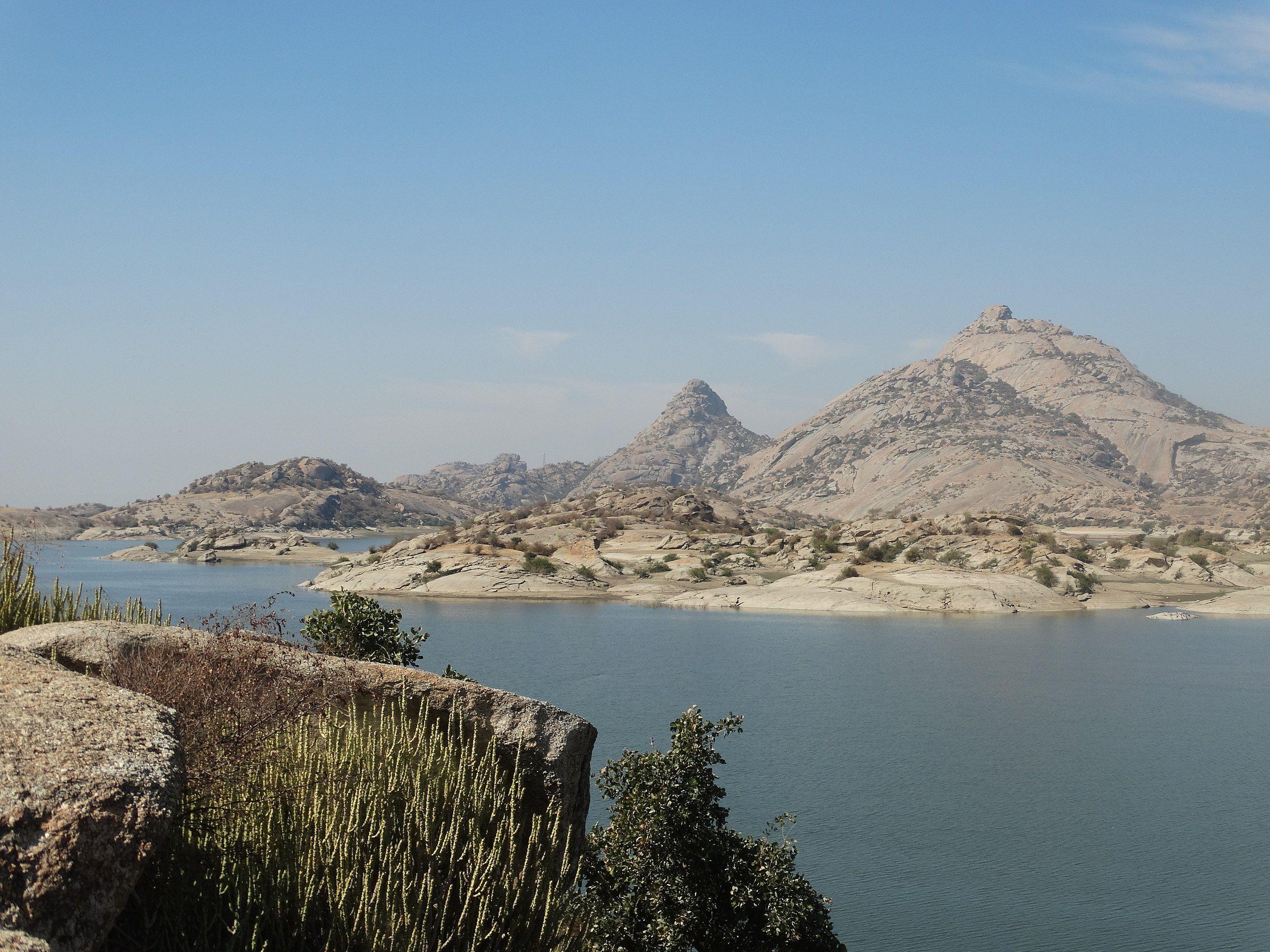 Jawai Bandh Dam India