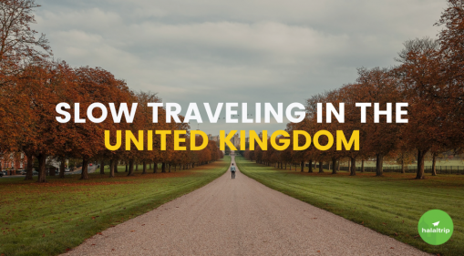 Slow Travel in the UK
