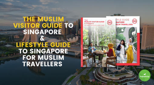Your Trusty Companions to Discovering Singapore: The Muslim Visitor Guide to Singapore & Lifestyle Guide to Singapore for Muslim Travellers