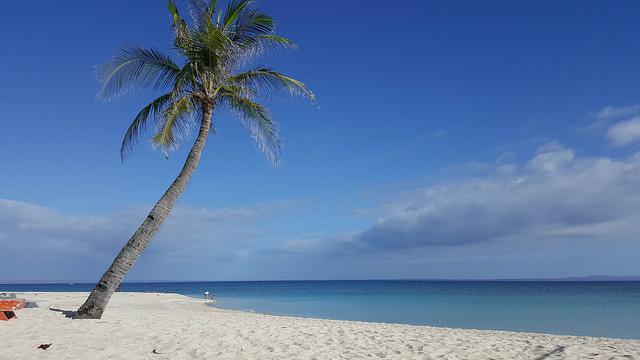 Santa Fe Beach Cebu Philippines