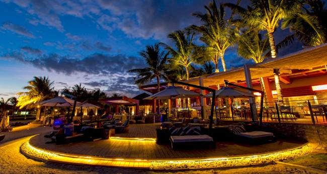 Crimson Resort and Spa Mactan Cebu Philippines