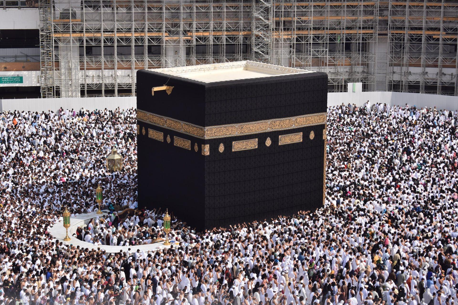 Kaaba Mecca Makkah Saudi Arabia