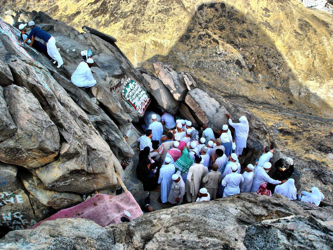Jabal Al Nour Cave of Hira Cave