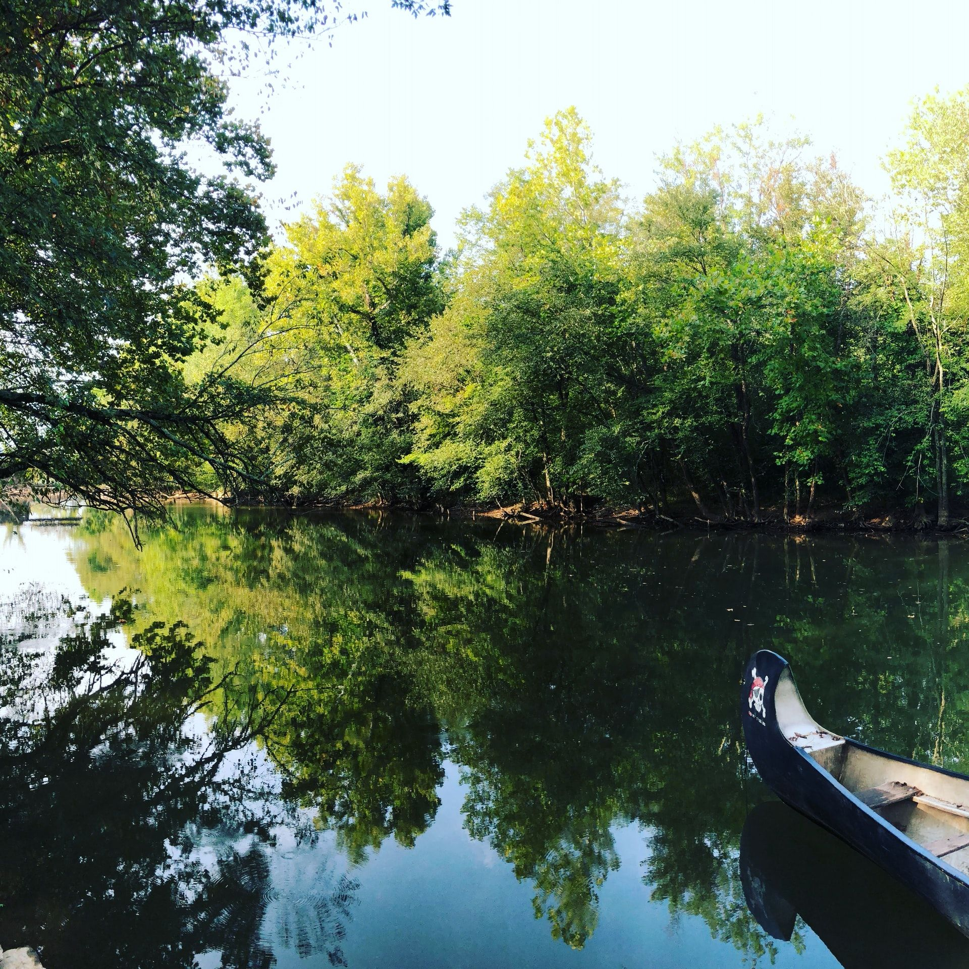 The Chesapeake and Ohio Canal Washington USA