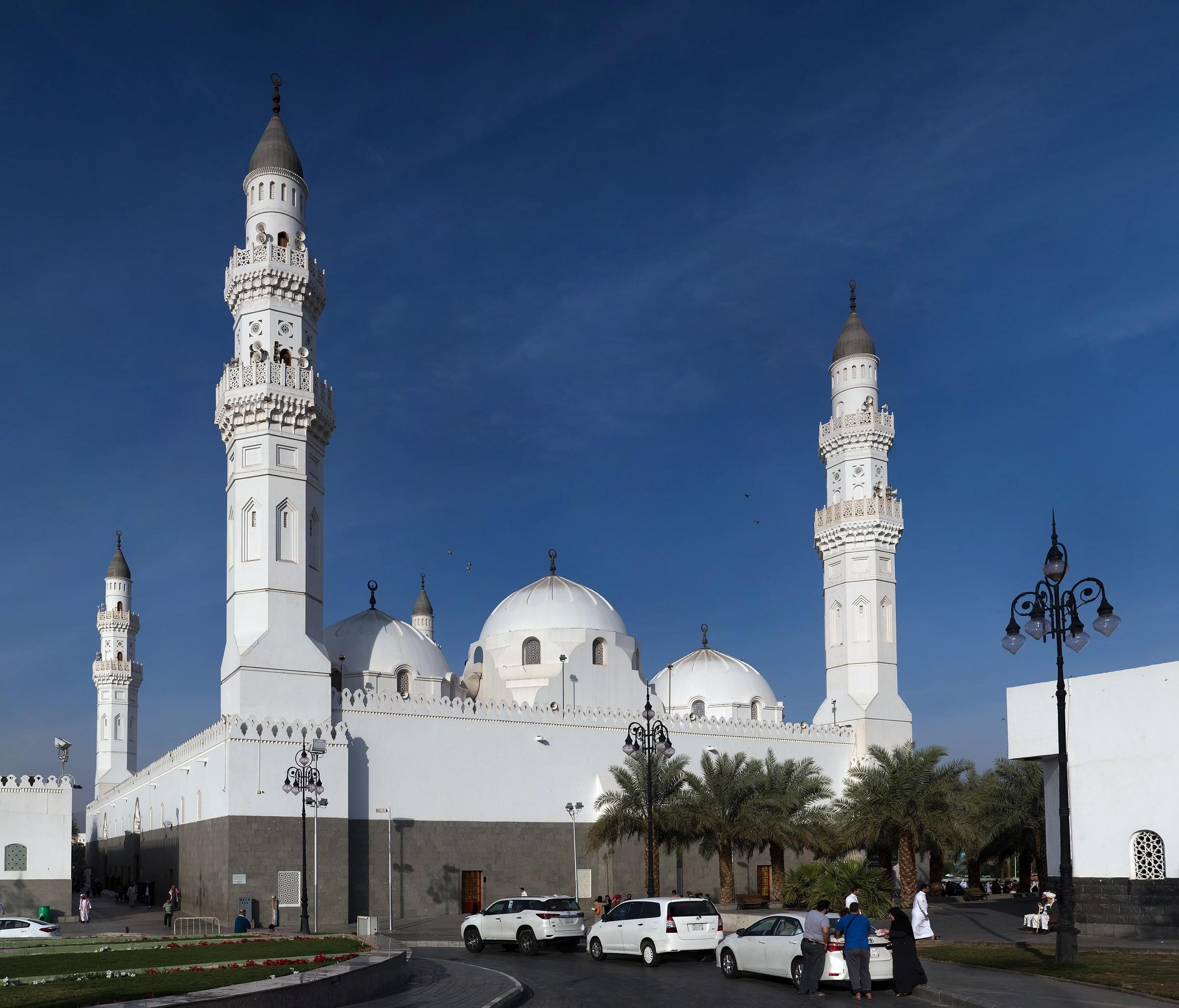 Masjid Al Quba Mosque First Mosque Saudi Arabia