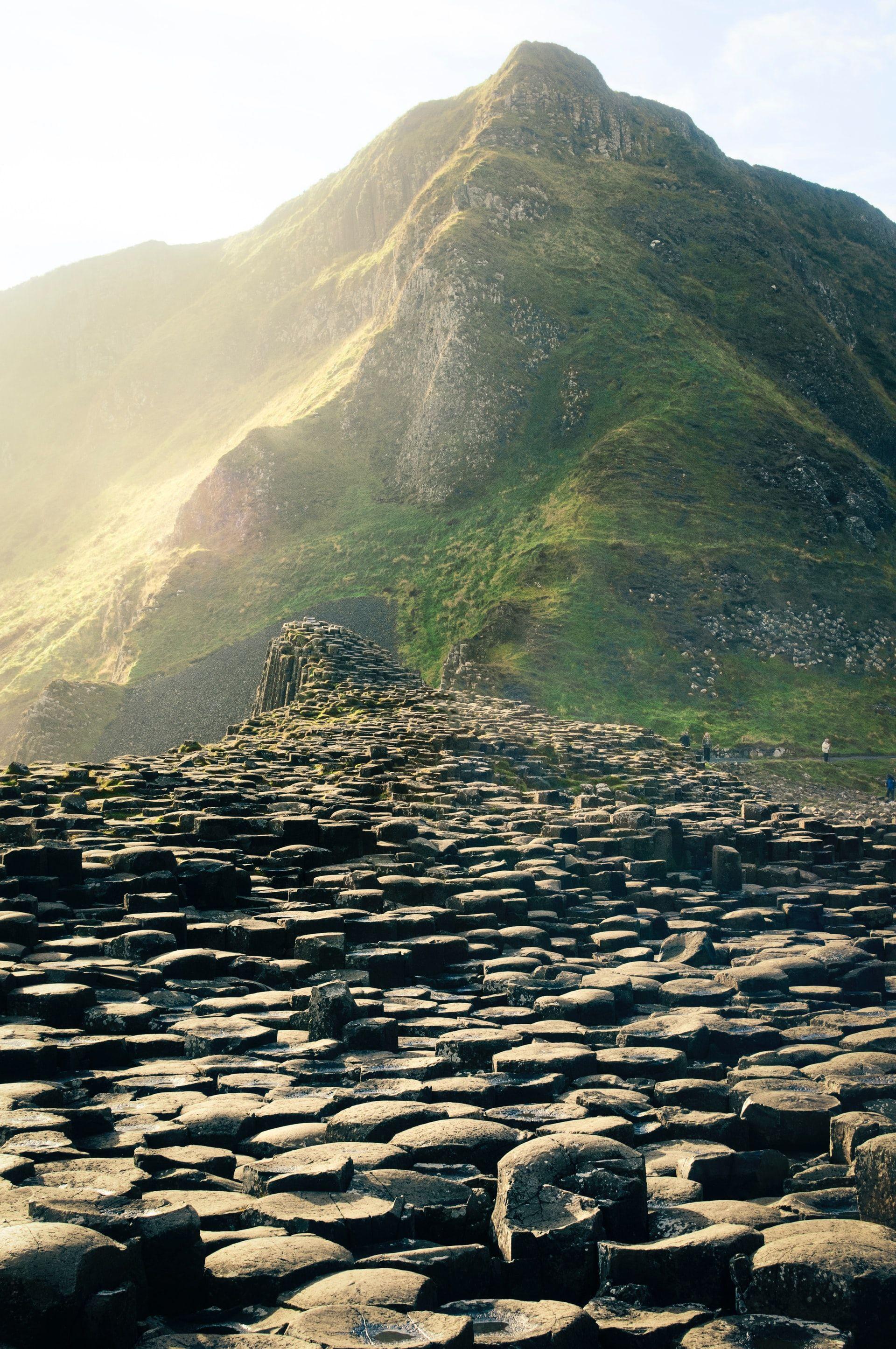 Giant's Causeway Northern Ireland UK United Kingdom
