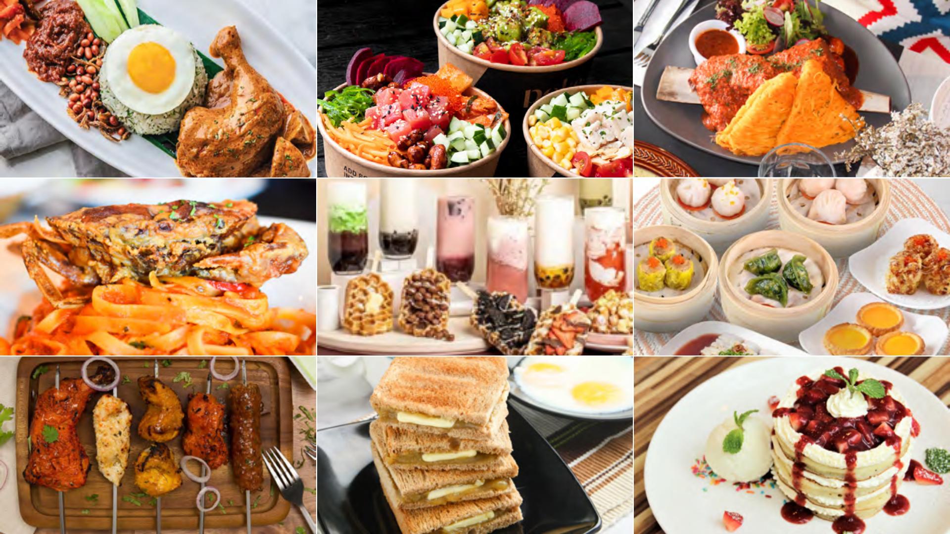 Halal Food in Singapore