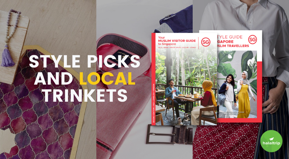 Style Picks and Local Trinkets