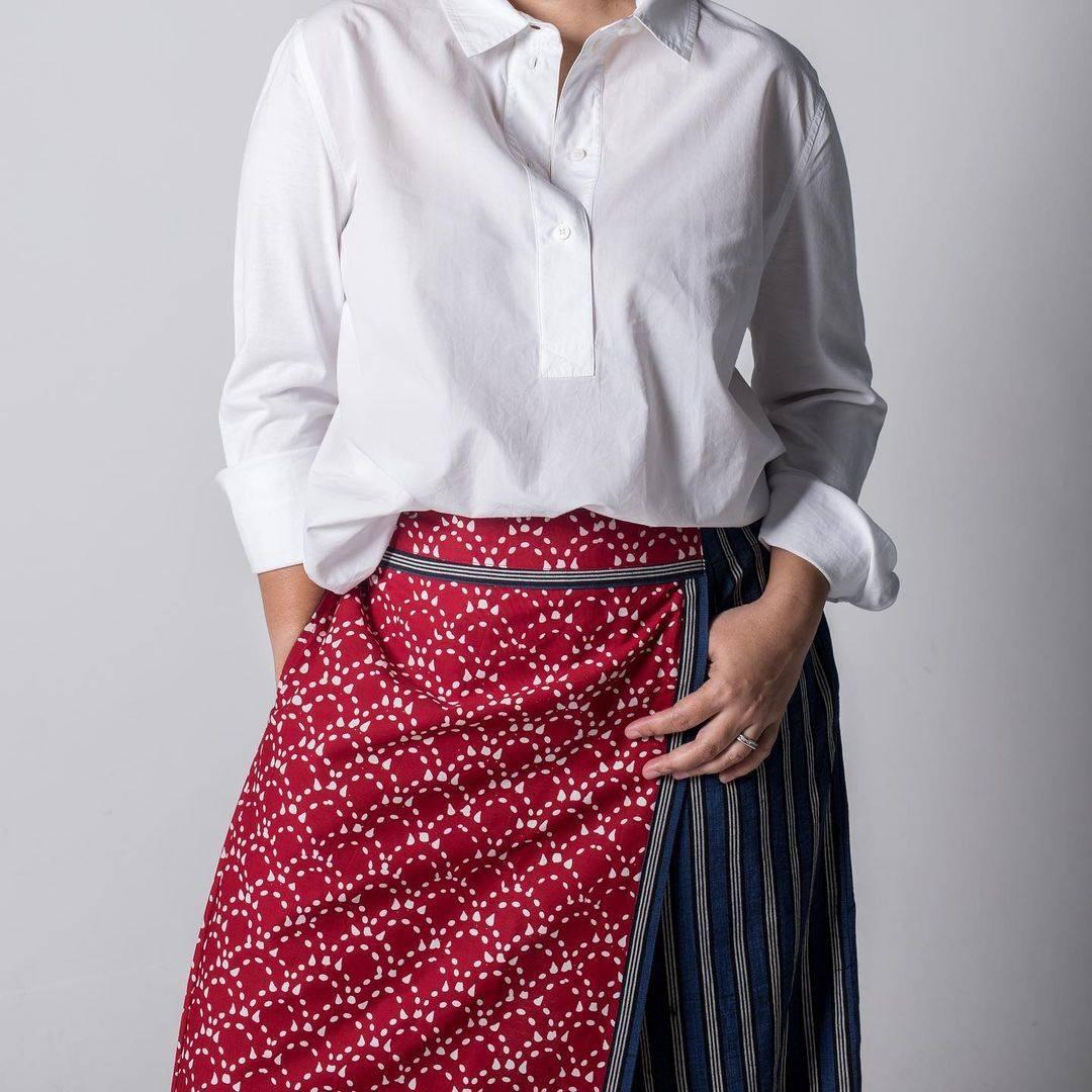 Baju by Oniatta Utama pants batik