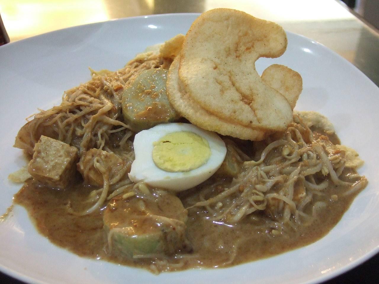 Ketoprak Indonesia Indonesian Food