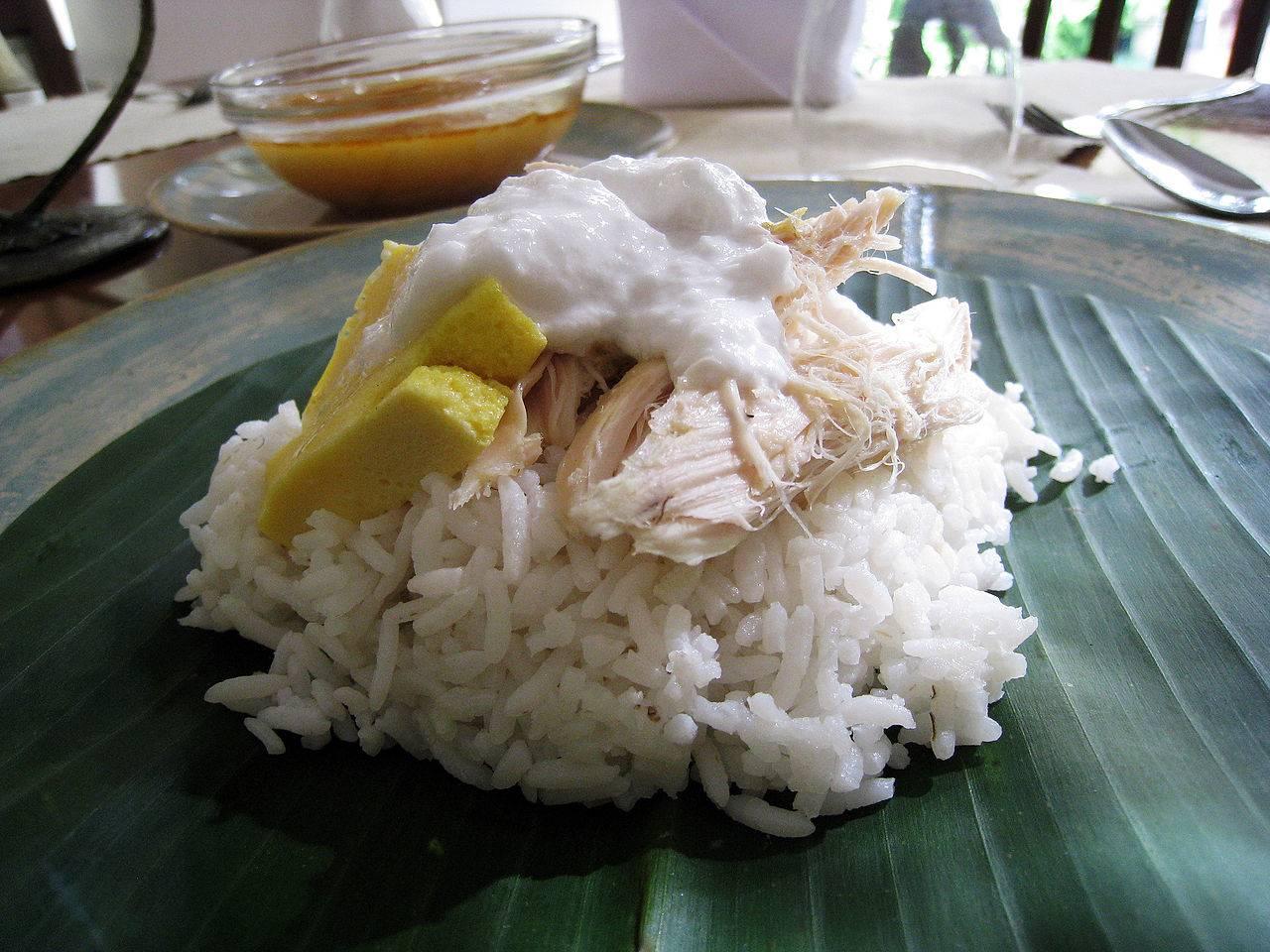 Nasi Liwet Indonesia Indonesian Food