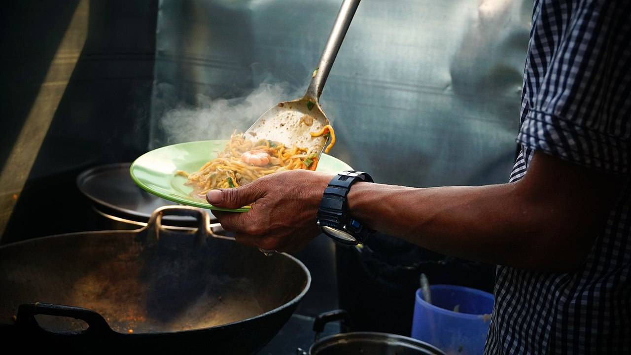 Mie Aceh Indonesia Indonesian Food