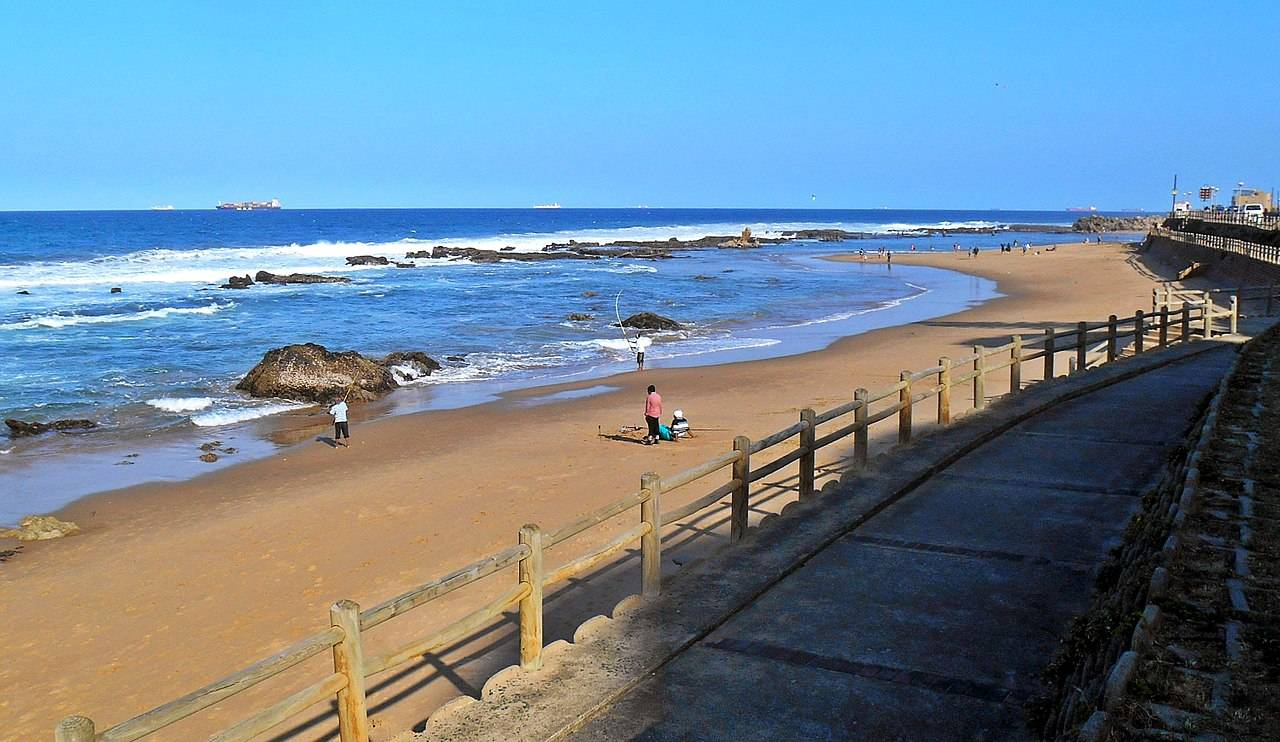 Umhloti Beach South Africa