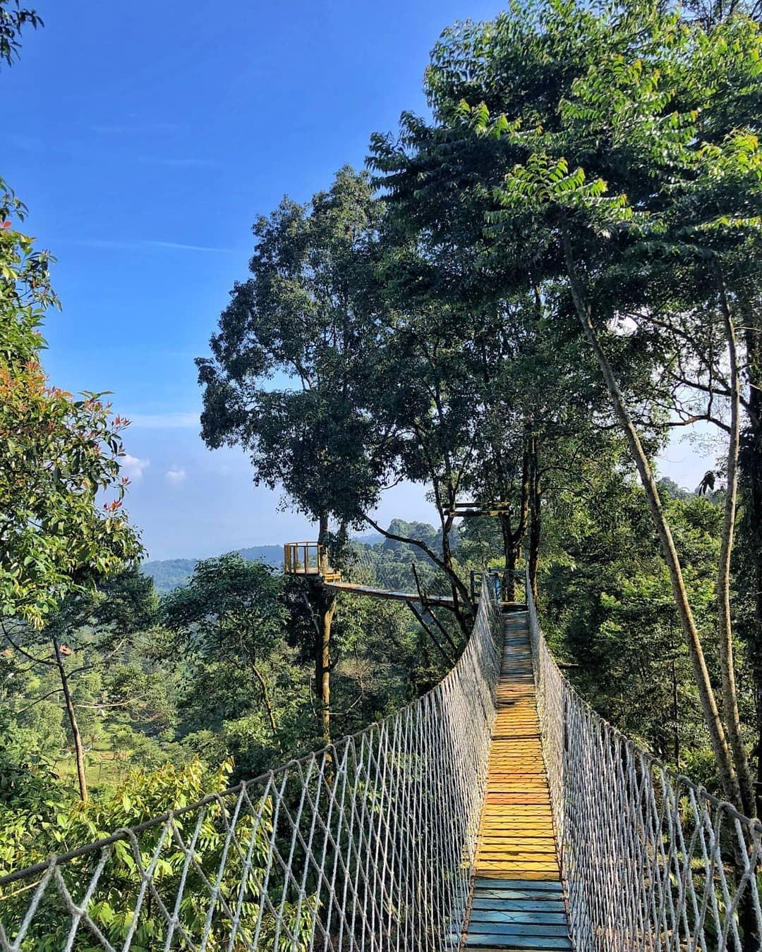 Ranggon Hills Bogor Indonesia