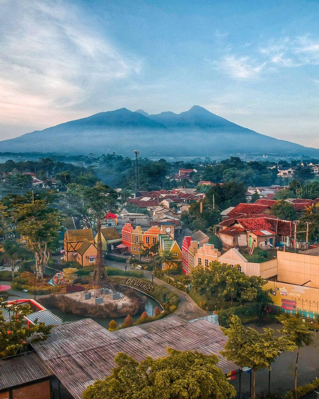 Devoyage Bogor Indonesia