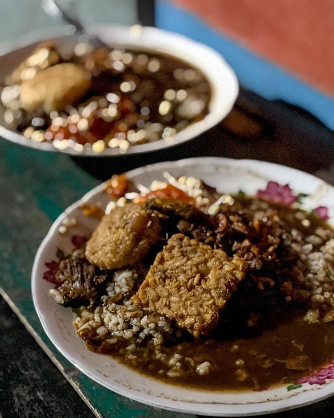 Rawon Indonesia Indonesian Food