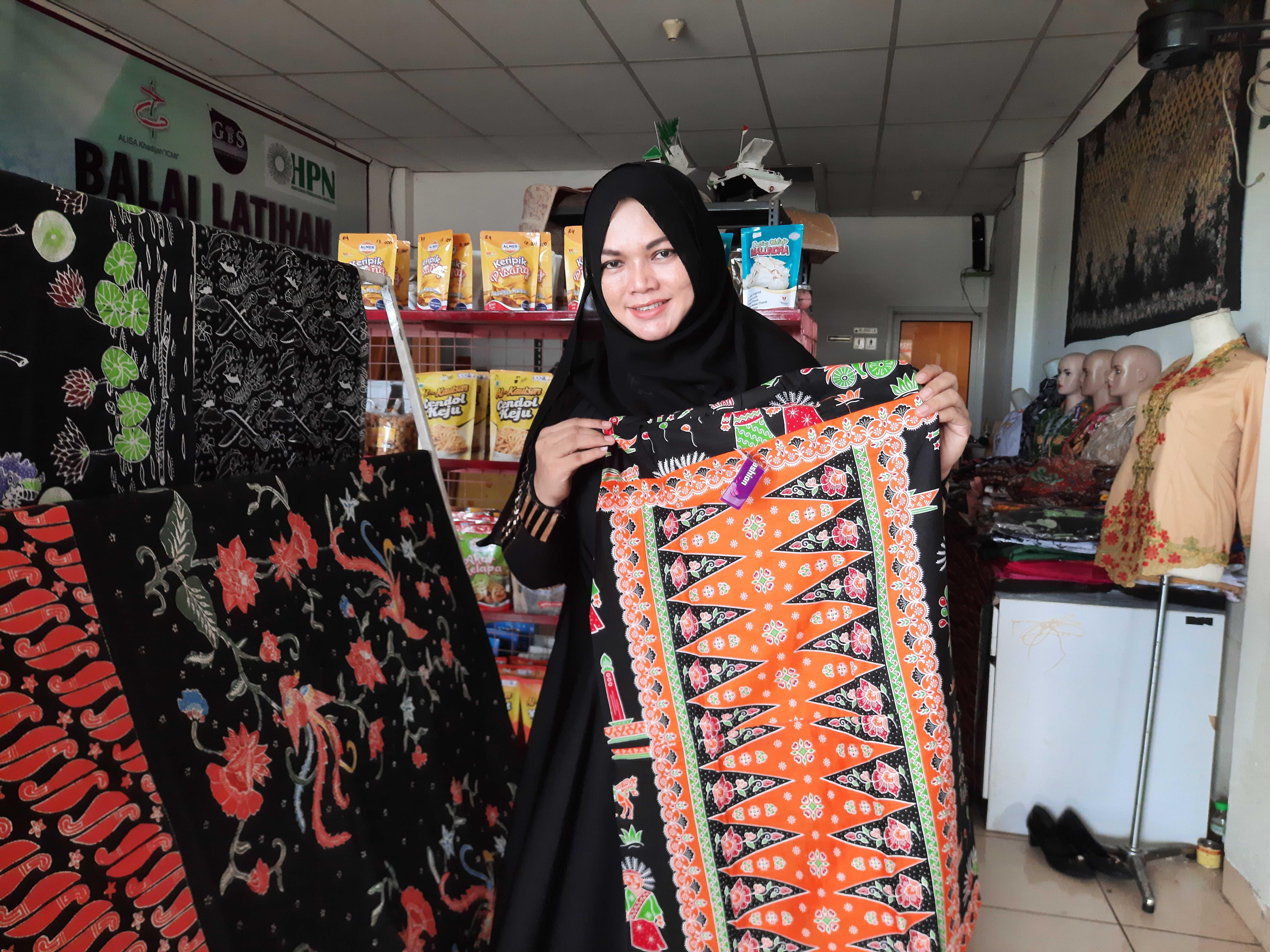 Batik Indonesia, Leo Galuh