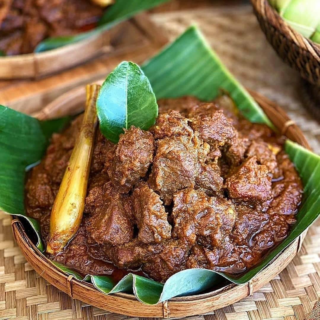 Rendang Indonesia Indonesian Food