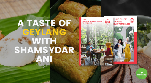 A Taste of Geylang with Shamsydar Ani