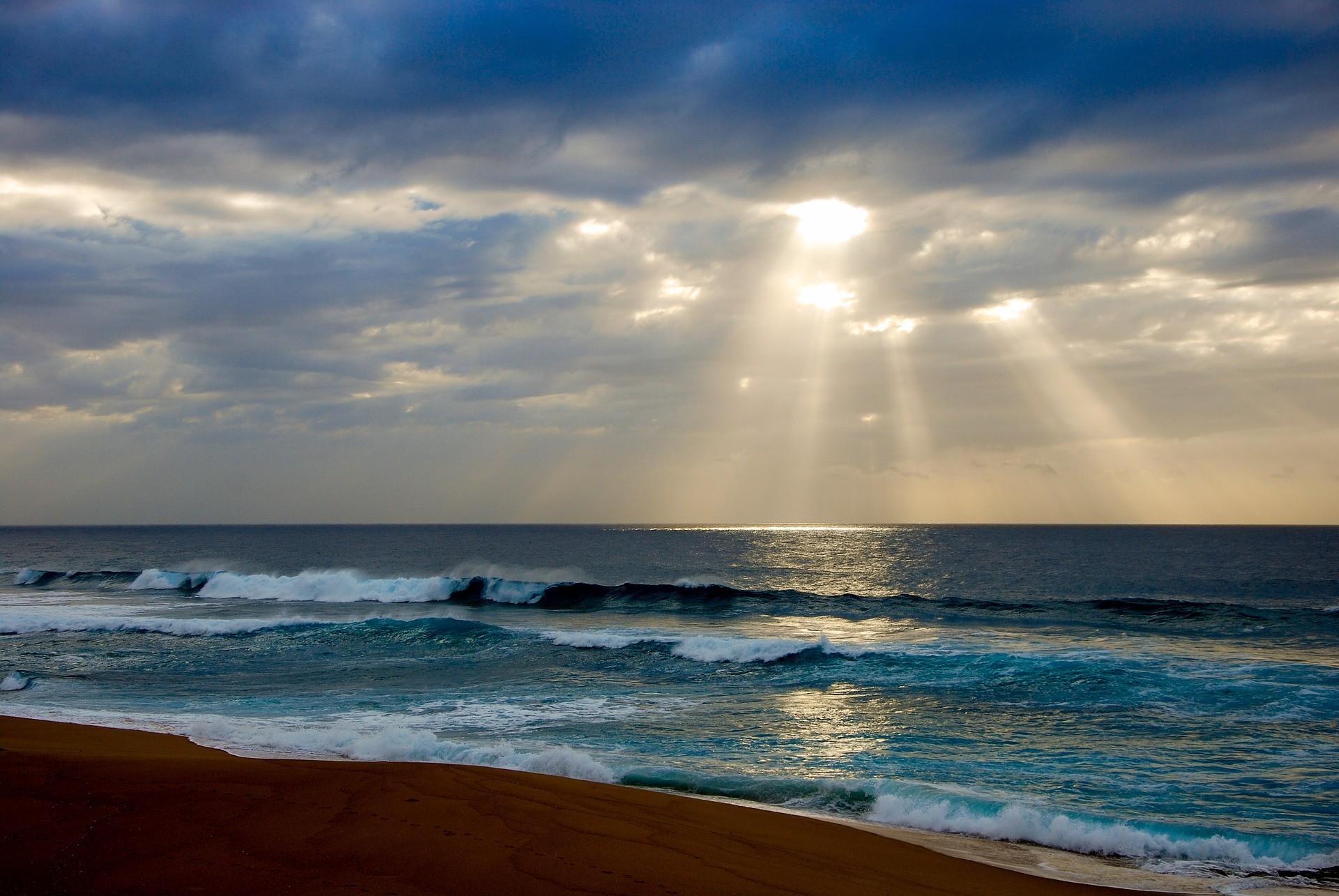 Ballito beach Durban South Africa