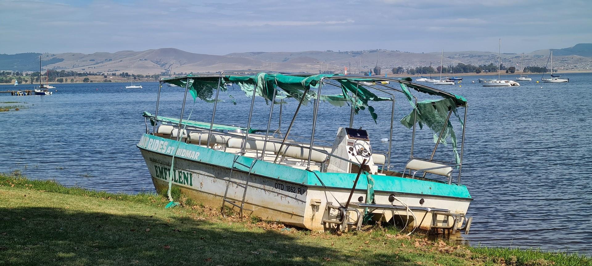 Midmar Dam Durban South Africa