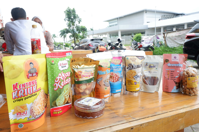 Indonesia Assortment Snacks
