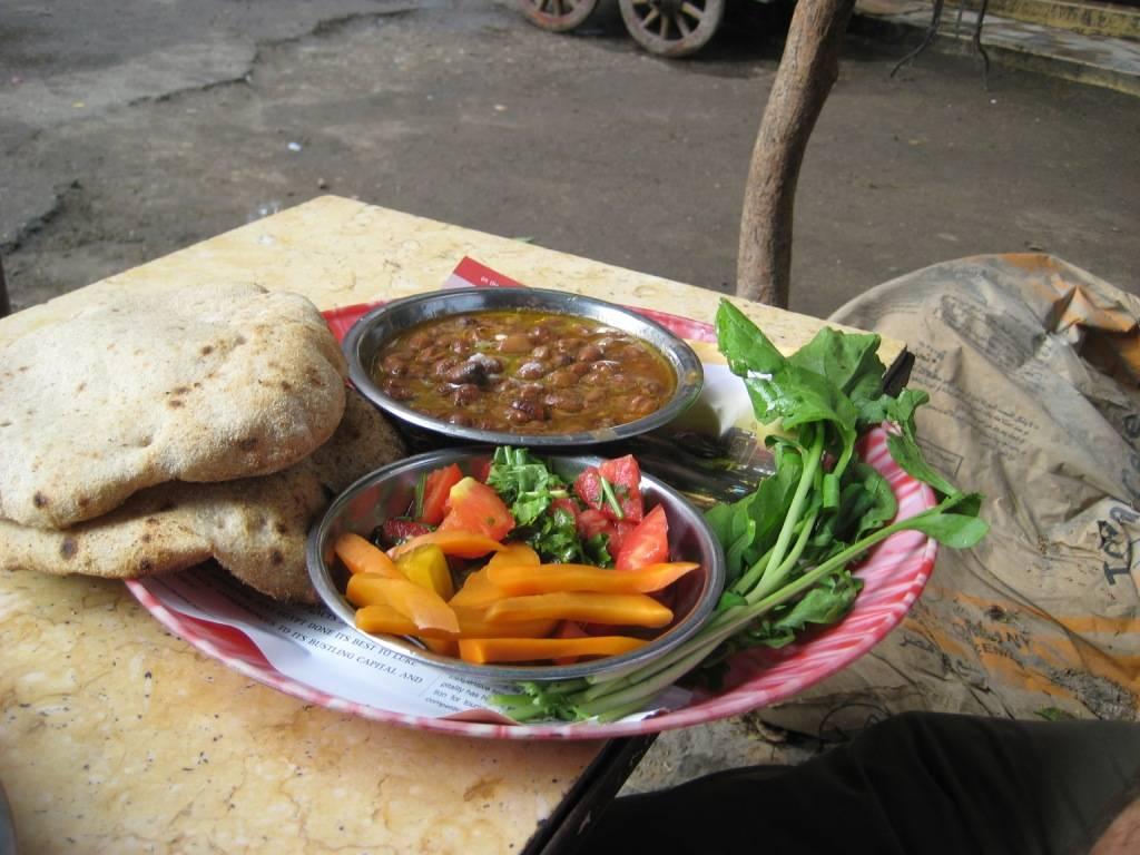 Ful Medames Maghrebi North African Food