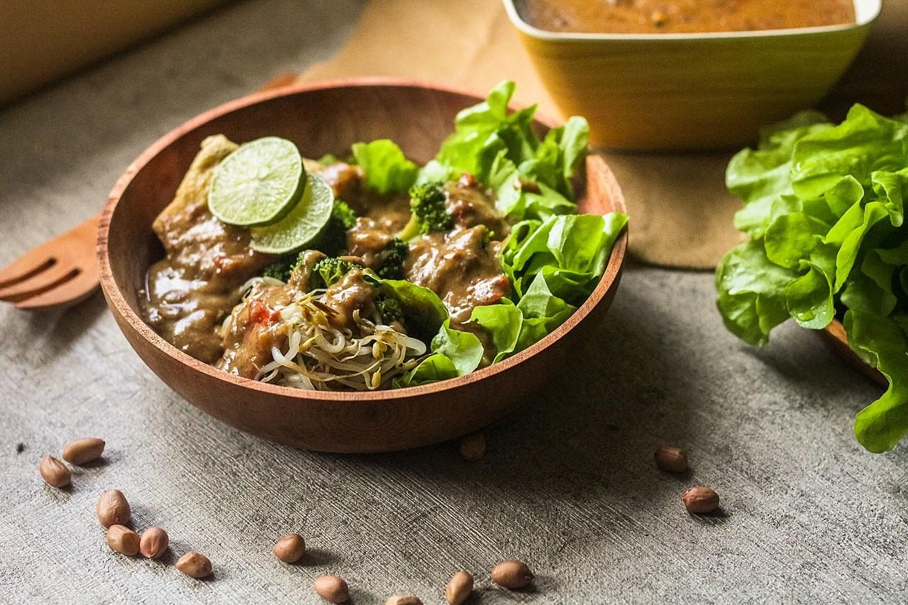 Gado Gado Surabaya Indonesia Indonesian Food