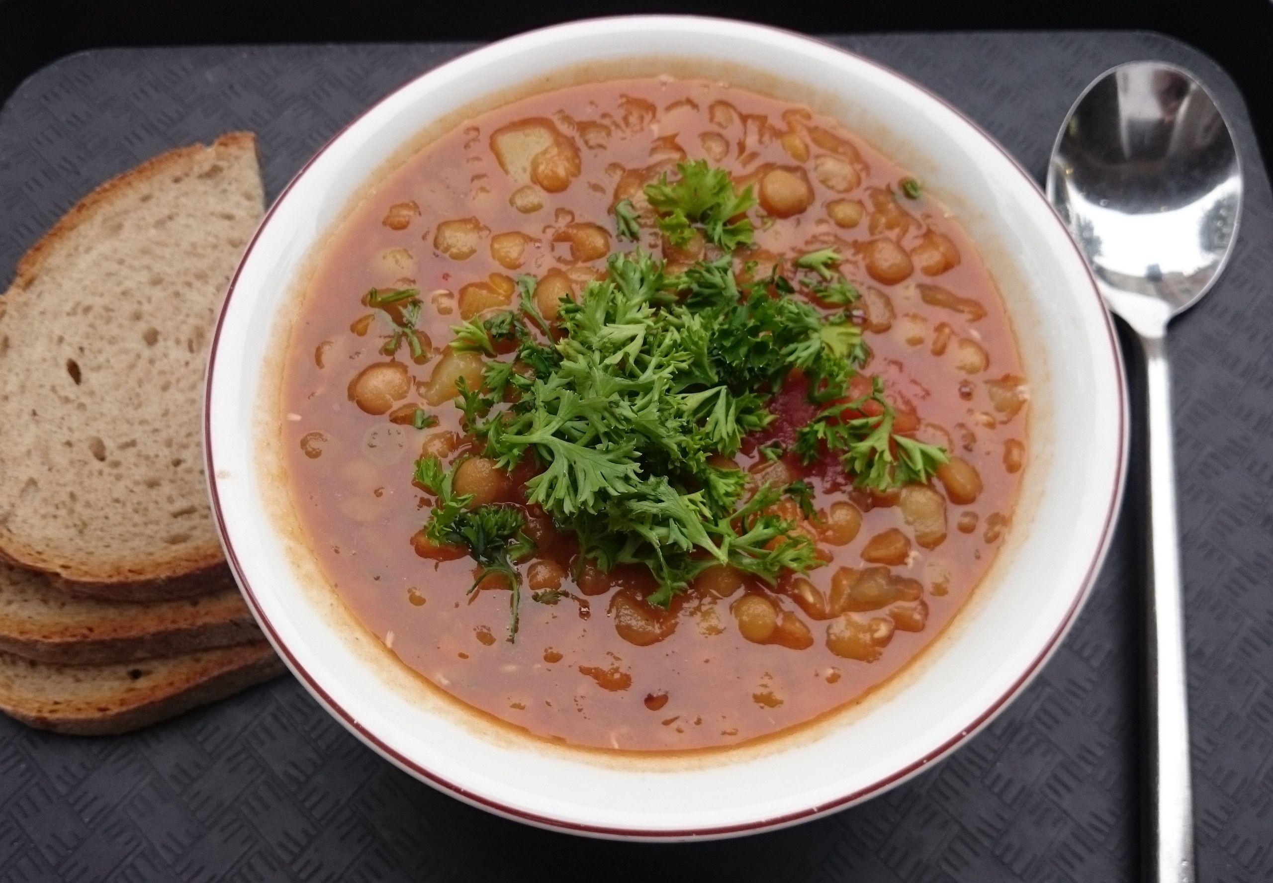 Harira Maghrebi North African Food