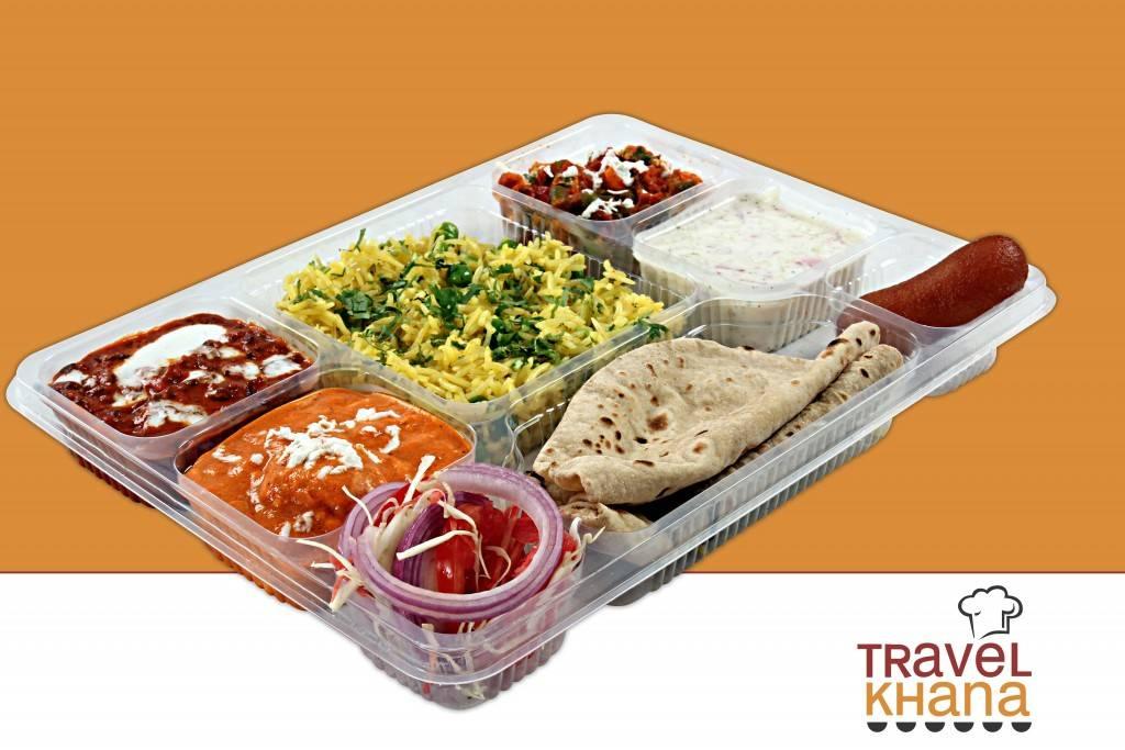 Travel Khana Food Delivery App India
