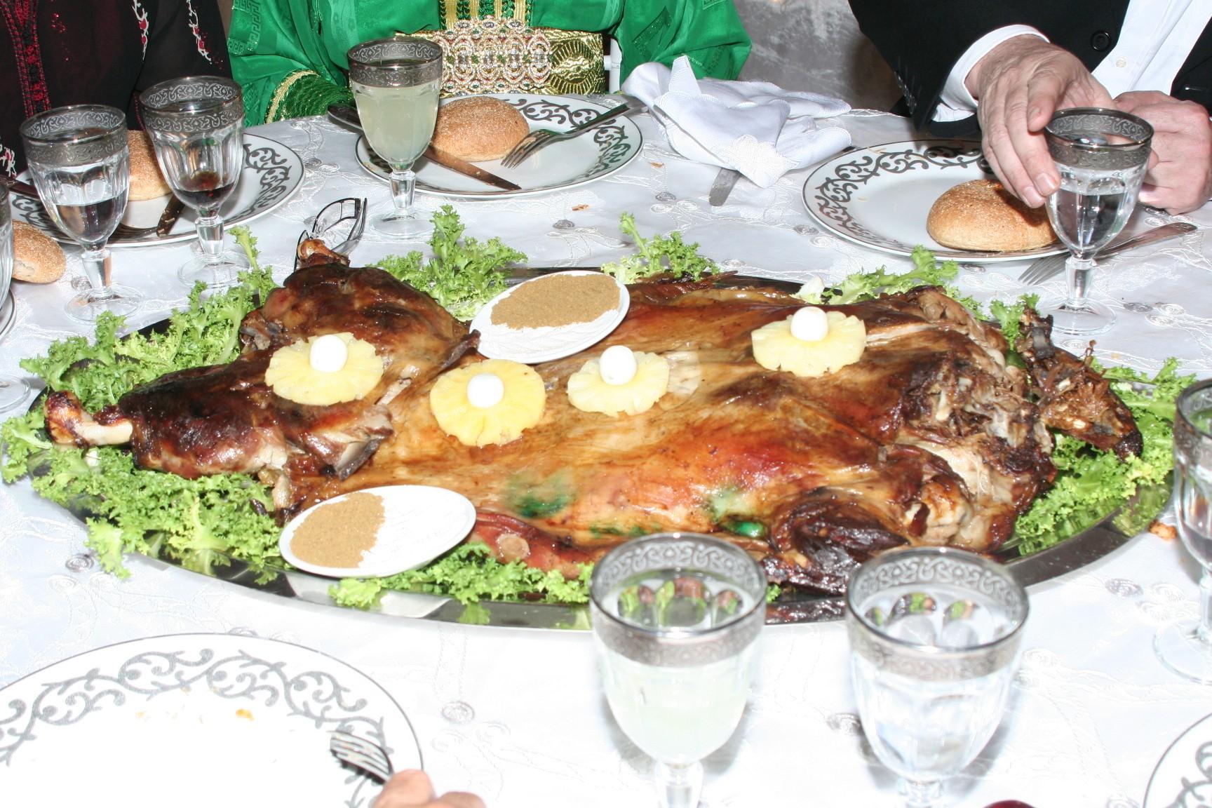 Mechoui Maghrebi North African Food