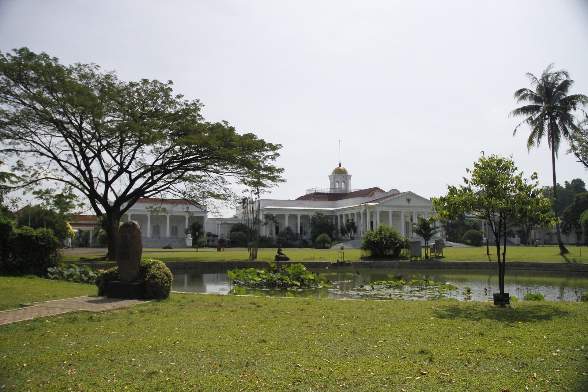 Istana Bogor Indonesia