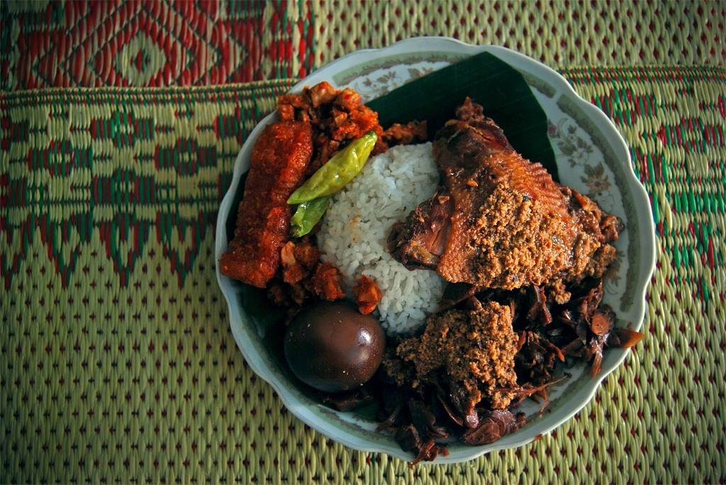 Gudeg Yogyakarta Indonesia Indonesian Food