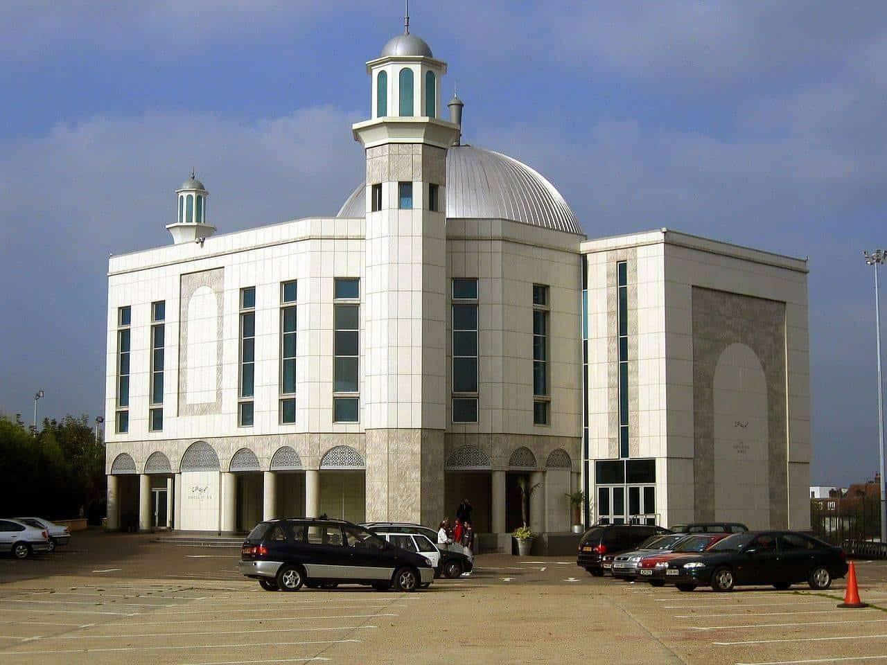 Baitul Futuh Mosque Morden London England