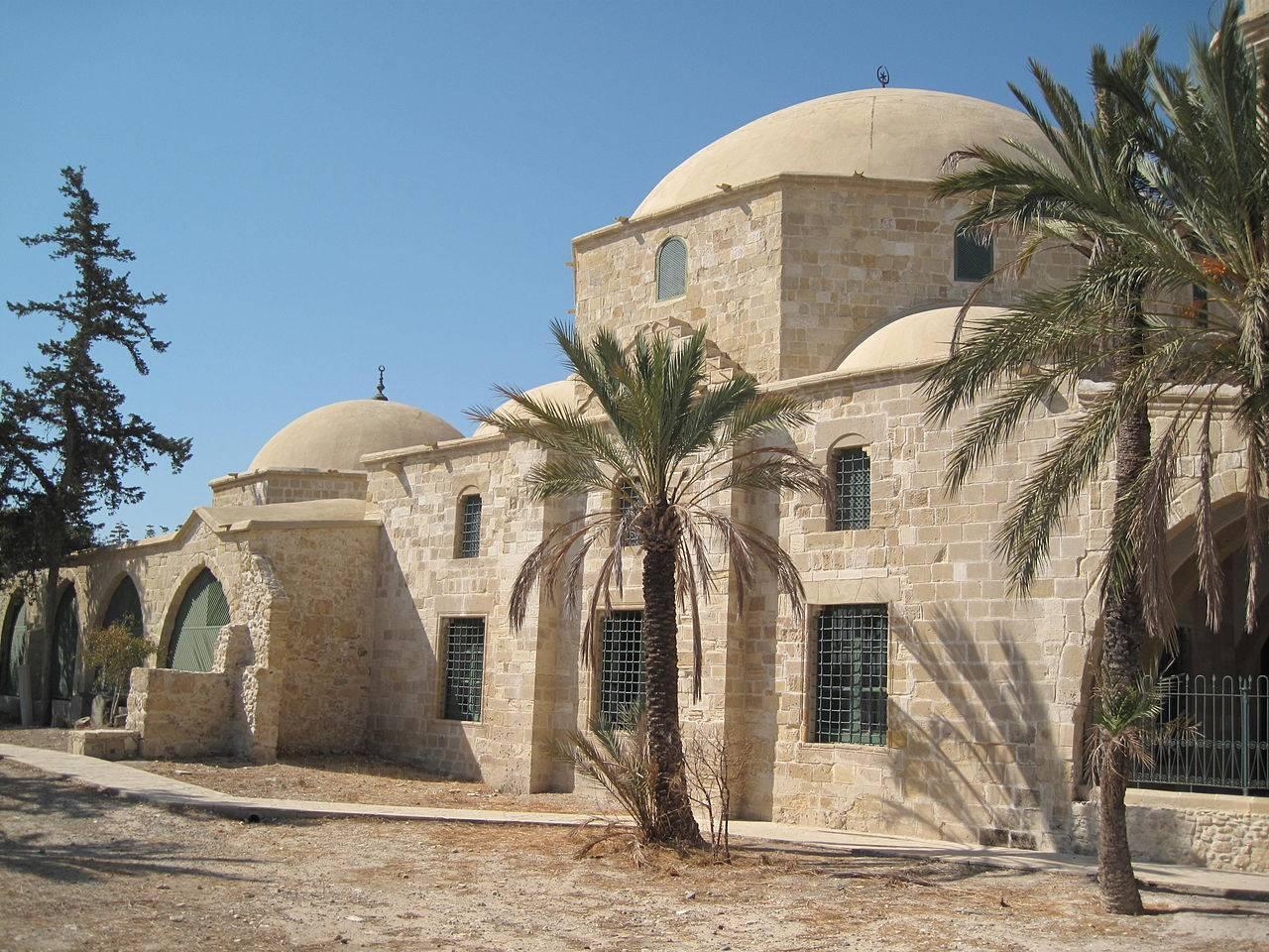 Muslim Heritage Sites in Cyprus