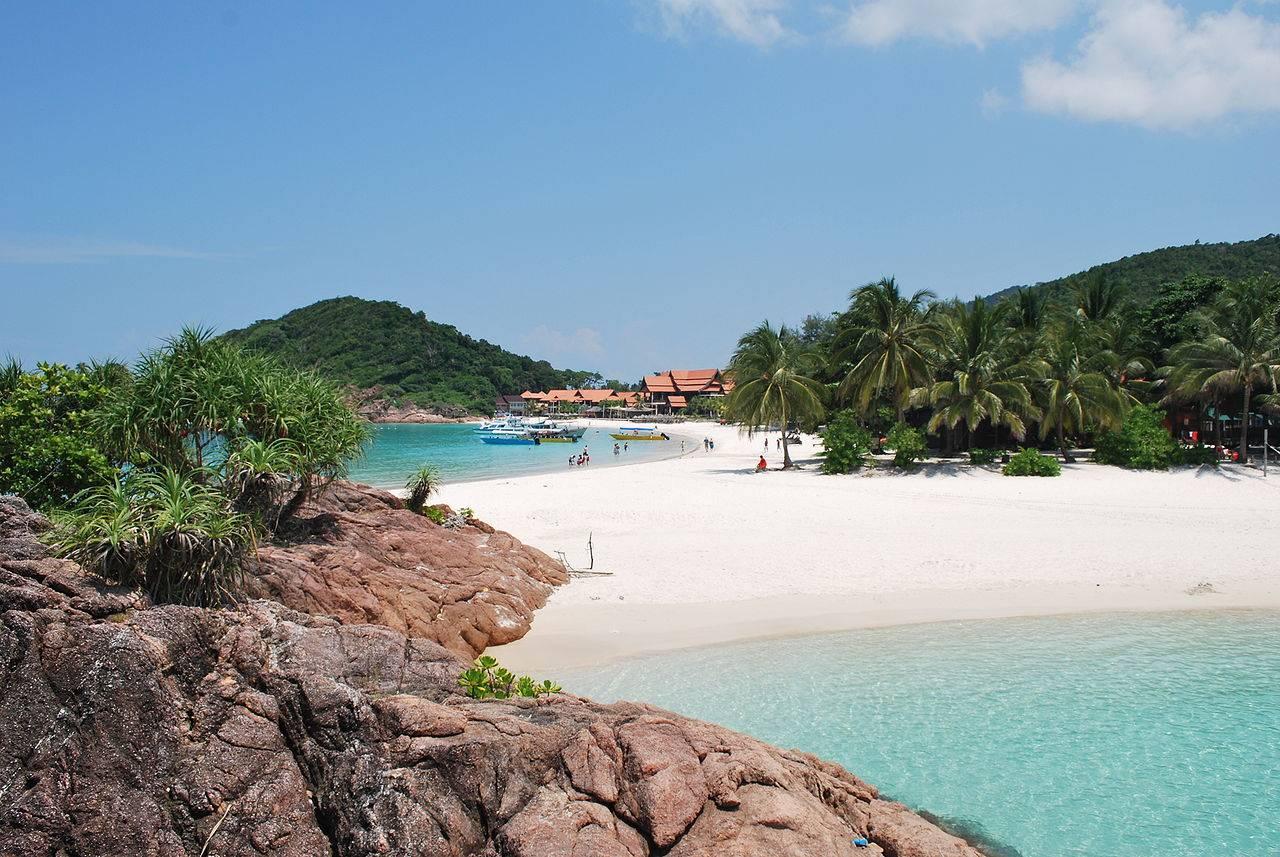 Pasir Panjang Beach Redang Island Malaysia