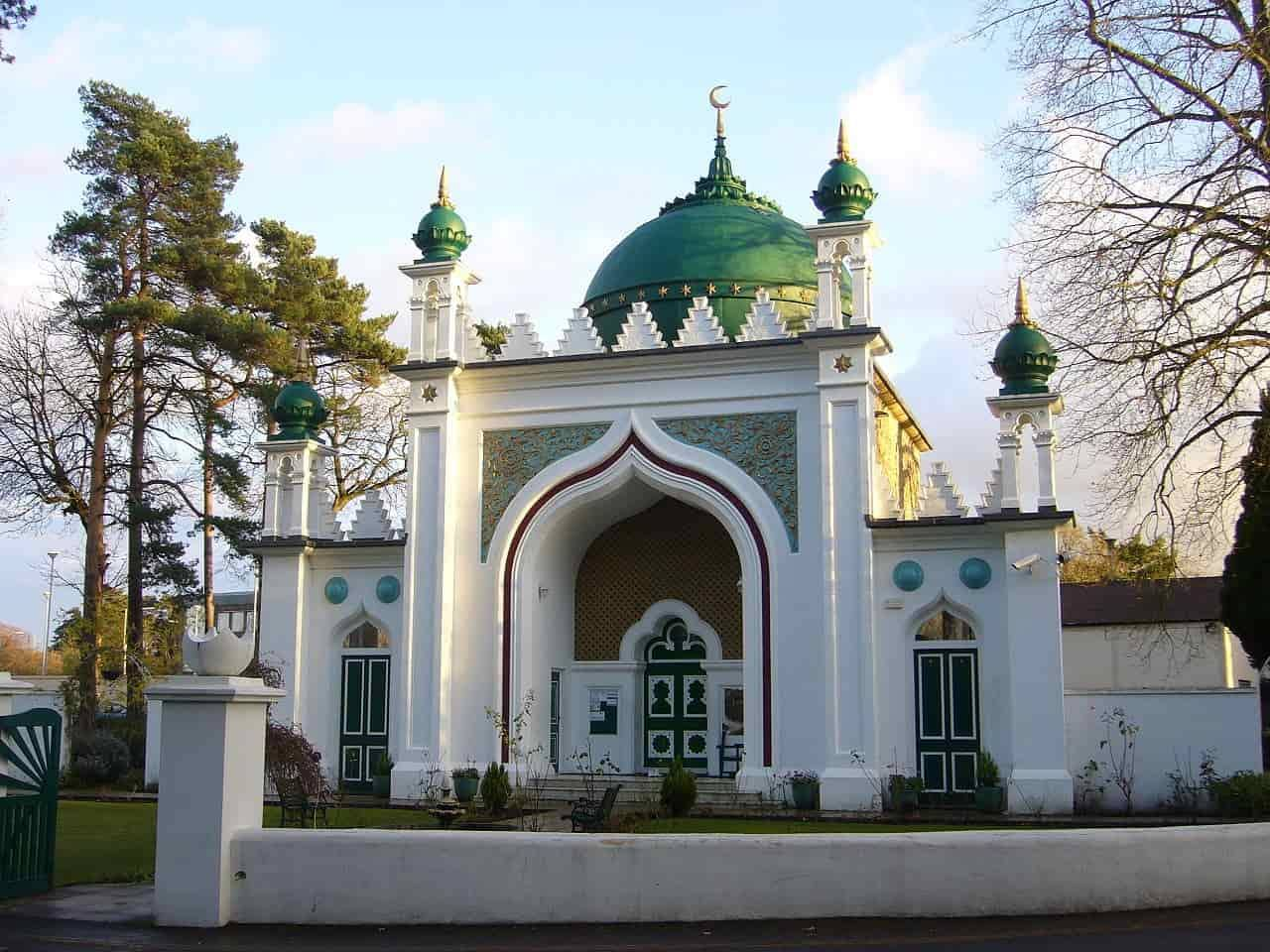 Shah Jahan Mosque Woking England